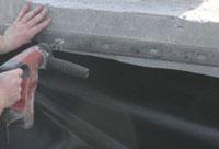 installing concrete anchors
