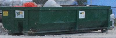 dumpster liner