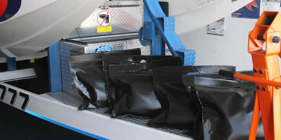 ballast bags
