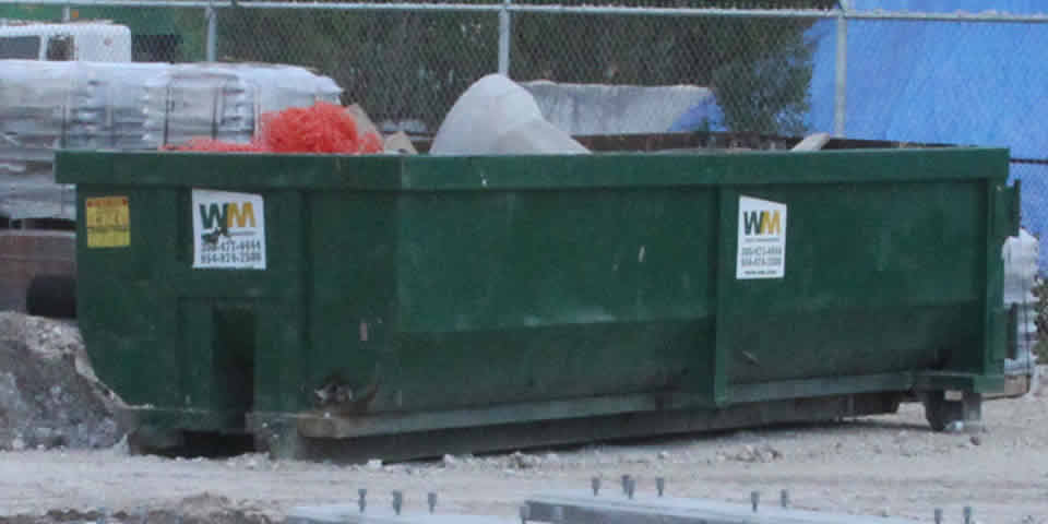 dumpster liners