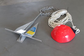 Anchoring Kit for Boom and Curtain